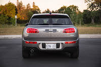 2016 MINI Cooper Clubman rear view lights