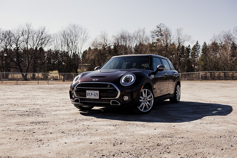 2016 MINI Cooper S Clubman canada review