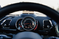 2016 MINI Cooper S Clubman gauges tach