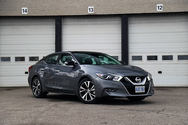 2016 nissan maxima platinum review