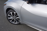 2016 Nissan Maxima SR fender wheels sporty