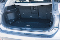 trunk cargo space