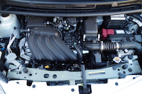 nissan versa note 4 cylinder engine