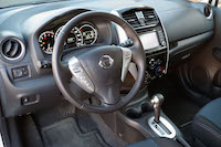 nissan versa note interior