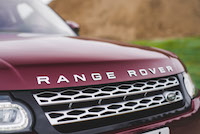 range rover sport td6 front grill