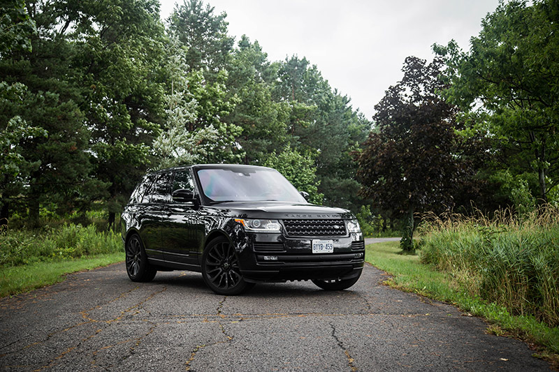 2016 Range Rover HSE Td6 canada review