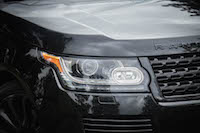 2016 Range Rover HSE Td6 headlights camera