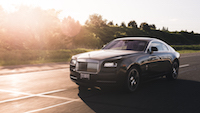 Rolls-Royce Wraith wallpaper full