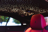 Rolls-Royce Wraith starlight headliner customize constellation