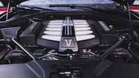 Rolls-Royce Wraith full v12 bmw engine 760i huge