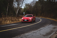 2016 scion fr-s red
