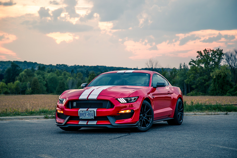 2016 Ford Shelby GT350 Review