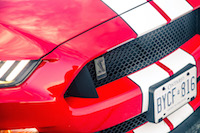 2016 Ford Shelby GT350 front grill