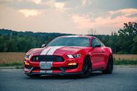 2016 Ford Shelby GT350 canada review front grill
