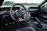 2016 Ford Shelby GT350 interior