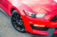 2016 Ford Shelby GT350 michelin pilot super sport tires