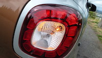 2016 smart fortwo lights