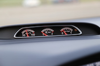 ford focus st turbo boost gauge
