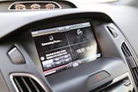 ford focus st infotainment