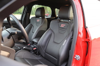 ford focus st recaro front seats