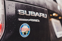 subaru next adventure badge