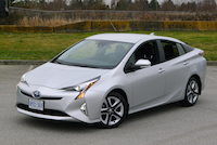 2016 Toyota Prius Chinese review