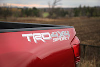 tacoma trd 4x4 sport decal