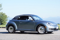 2016 褔士 Volkswagen Beetle Denim Convertible blue