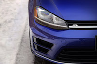 golf r blue badge