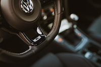 golf r steering wheel