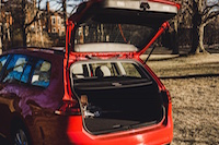 golf sportwagon trunk