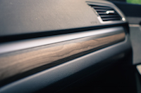 2016 Volkswagen Passat wood dashboard panel
