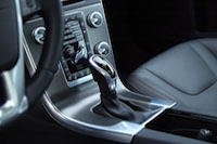 volvo gear shifter