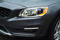 s60 cross country headlights