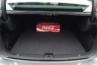 coke in volvo trunk