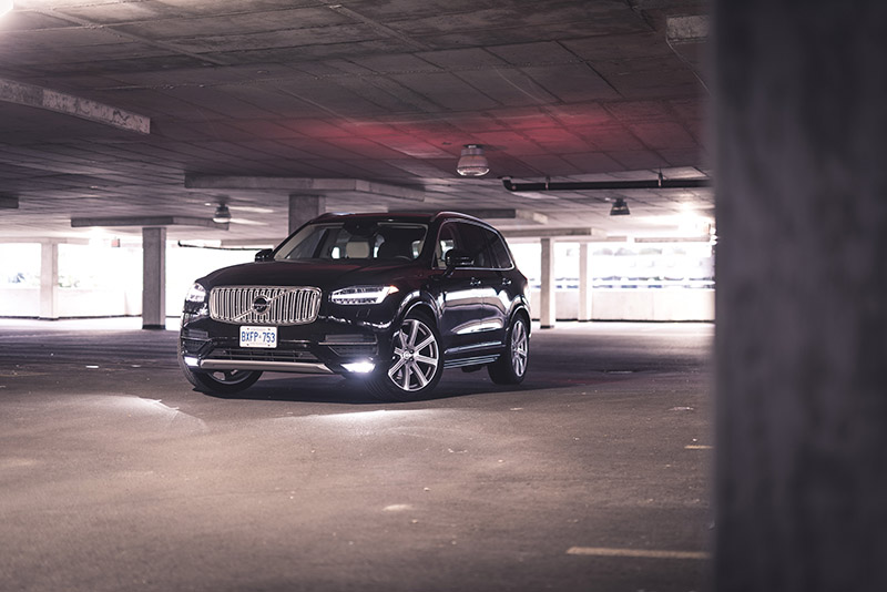 2016 volvo xc90 inscription canadian review