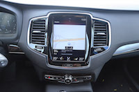xc90 ipad display