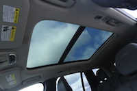 xc90 sunroof open