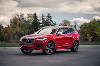 Volvo XC90 R-Design canada review