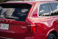 Volvo XC90 R-Design taillights rear