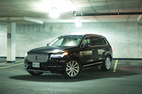 Volvo XC90 T8 PHEV Plug-in front quarter view