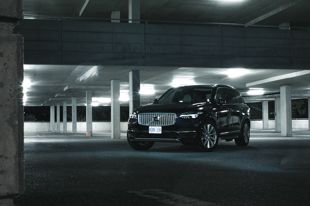 Volvo XC90 T8 PHEV Plug-in canada review