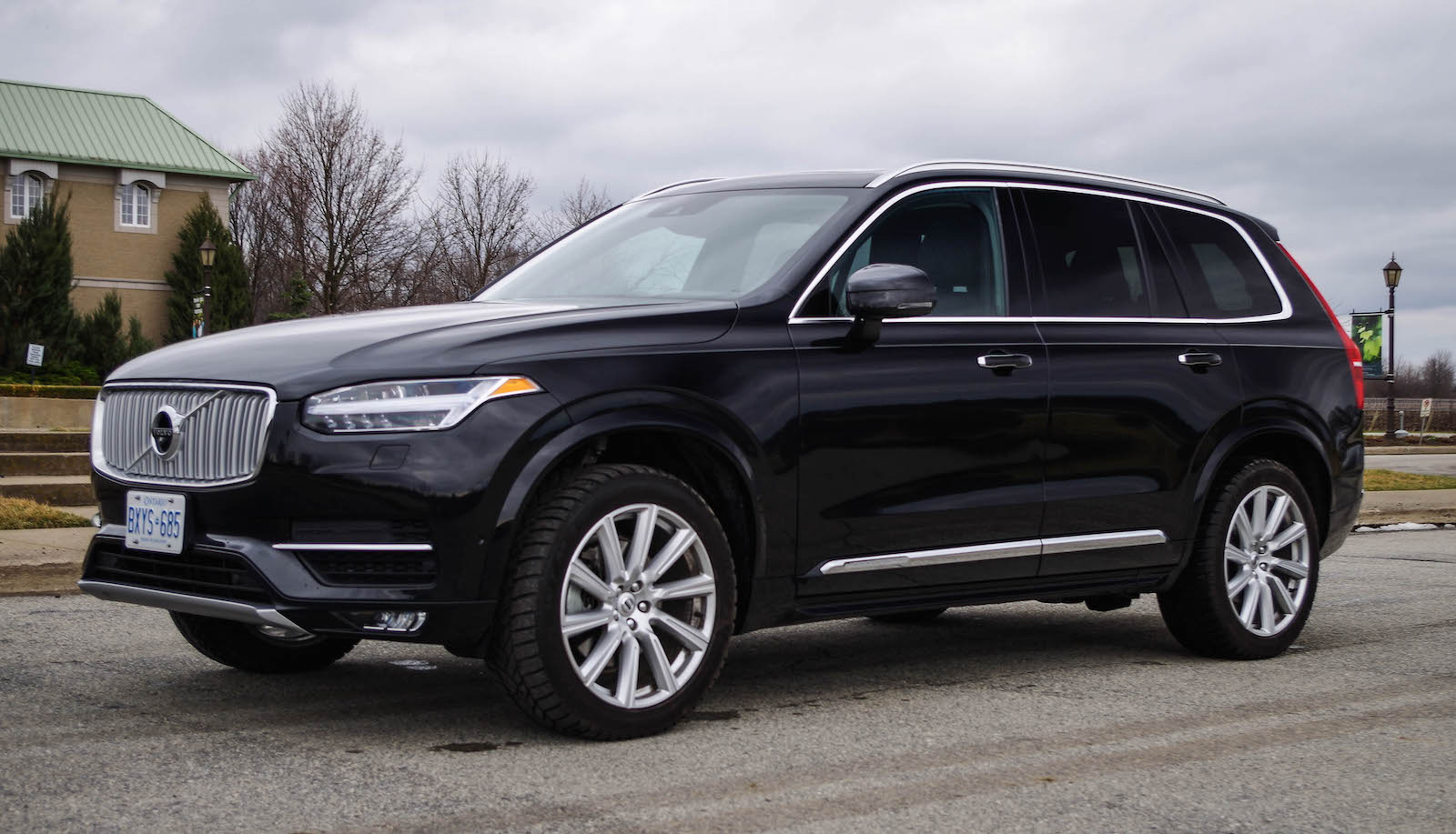 tech review 2016 volvo xc90 canadian auto review. Black Bedroom Furniture Sets. Home Design Ideas