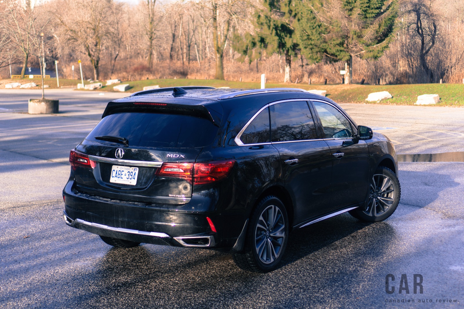 Review 2017 Acura Mdx Elite Canadian Auto Review