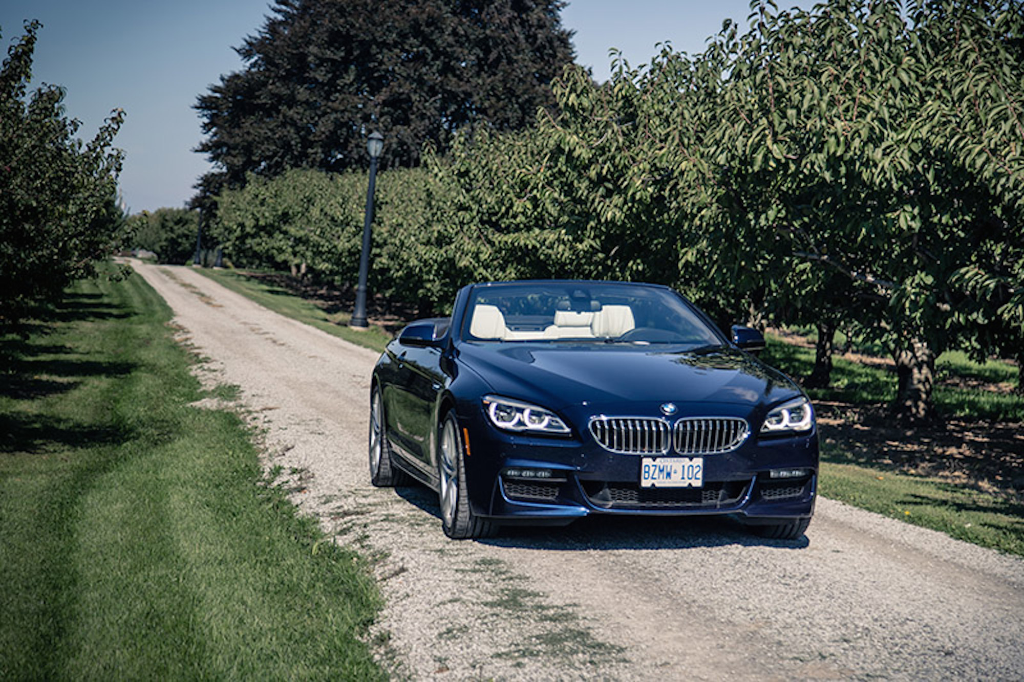 2017 BMW 650i xDrive Cabriolet Review Canada