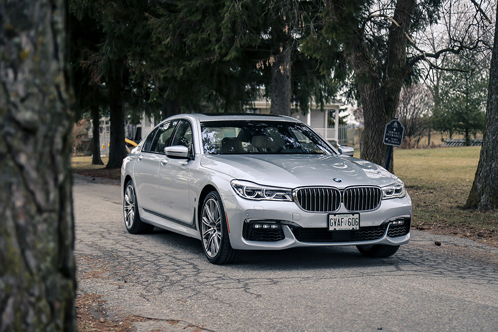2017 BMW 740Le xDrive canada review