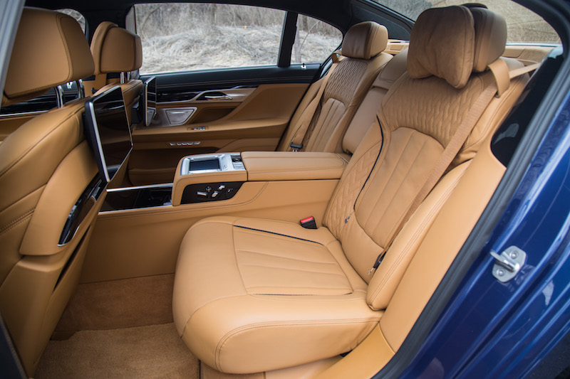 2017 BMW Alpina B7 xDrive executive lounge II