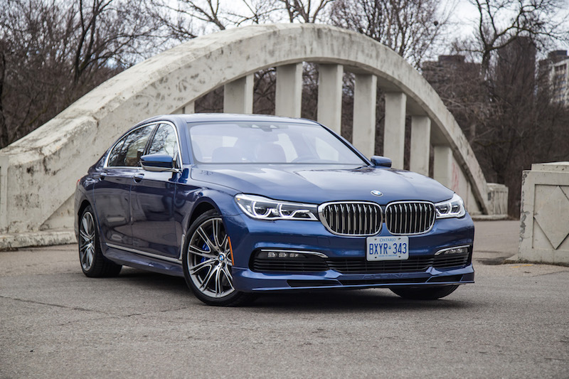 2017 BMW Alpina B7 xDrive alpina blue metallic