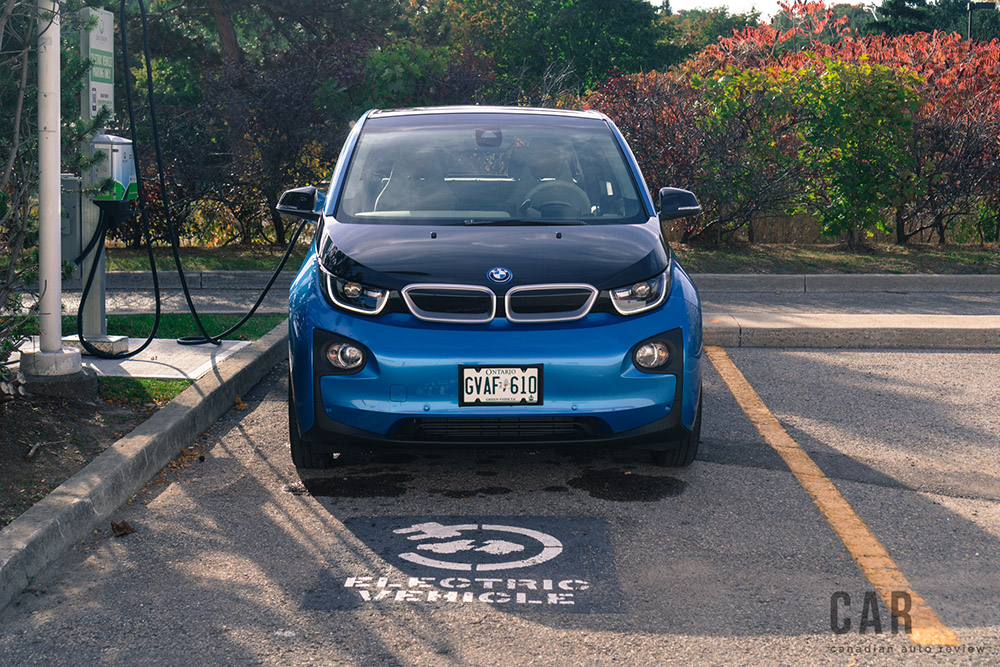 2017 BMW i3 canada new review