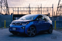 2017 BMW i3 new bigger battery